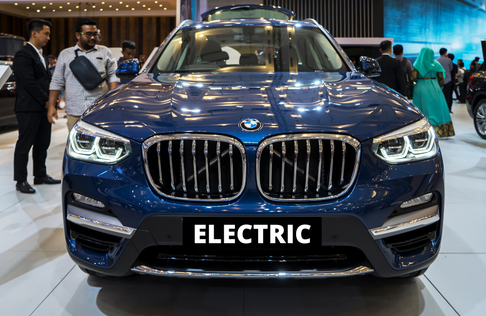 BMW Launches New Electric Car Model